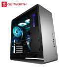 US $4599.0 |GETWORTH S5 Gaming PC Desktop Computer I9 7900X GTX 1080Ti GPU Asus X299 Motherboard WD 1TB HDD 256 SSD Genuine Win10 for PUBG-in Desktops from Computer & Office on Aliexpress.com | Alibaba Group
