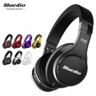 US $42.79 32% OFF|Bluedio U(UFO)High End Bluetooth headphone Patented 8 Drivers/3D Sound/Aluminum alloy/HiFi Over Ear wireless headphone-in Bluetooth Earphones & Headphones from Consumer Electronics on Aliexpress.com | Alibaba Group