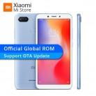 7194.87 руб. |Глобальный Встроенная память Xiaomi Redmi 6 3 GB Оперативная память 32 ГБ Встроенная память Helio P22 Octa Core телефон 12MP 5MP две камеры 5,45