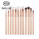 US $3.1 25% OFF|12pcs Pro Makeup Brushes Set Foundation Powder Eyeshadow Eyeliner Lip Brush Rose Gold Eye Shadow Set Highlighter Brushes Kit-in Eye Shadow Applicator from Beauty & Health on AliExpress - 11.11_Double 11_Singles' Day