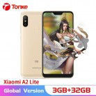US $133.99 |Global Version Xiaomi A2 Lite 3GB RAM 32GB ROM Smartphone Snapdragon 625 Octa Core 12MP+5MP 2 Camera 4000mAh CE OTA-in Cellphones from Cellphones & Telecommunications on Aliexpress.com | Alibaba Group
