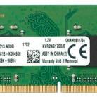 Купить Оперативная память Kingston DDR4 2400 (PC 19200) SODIMM 260 pin, 8 ГБ 1 шт. 1.2 В, CL 17, KVR24S17S8/8 по низкой цене с доставкой из маркетплейса Беру