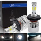 US $8.94 30% OFF|H7 led H11 H8 H9 H4 Hi Lo Beam LED Car Headlight Bulbs COB 9005 HB3 9006 HB4 72W 8000LM 6500K Auto Headlamp Fog Light Bulb 12V-in Car Headlight Bulbs(LED) from Automobiles & Motorcycles on Aliexpress.com | Alibaba Group