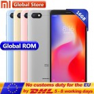 Original Xiaomi Redmi 6A 6 A 2GB 16GB ROM RAM  A22 Mobile Phone 13.0 MP + 5.0MP 3000mAh 5.45inch 1440*720-in Mobile Phones from Cellphones & Telecommunications on Aliexpress.com | Alibaba Group