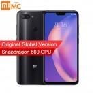 R$ 733.01 |Versão Global Xiao mi mi 8 Lite 4 GB 64 GB Smartphones Snapdragon 660 Núcleo octa 6.26