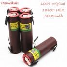 389.87 руб. 20% СКИДКА|HG2 18650 3000 мАч электронная сигарета аккумуляторная батарея с высоким уровнем разрядки, 30A высокий ток + DIY никеля-in Подзаряжаемые батареи from Бытовая электроника on Aliexpress.com | Alibaba Group