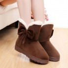 US $10.85 35% OFF|Women snow boots 2019 newest fashion fur warm lady bow round toe women ankle boots ladies shoes winter boots women shoes-in Ankle Boots from Shoes on Aliexpress.com | Alibaba Group