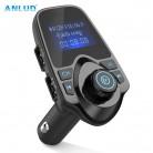 863.21 руб. 27% СКИДКА|ANLUD Bluetooth Беспроводной автомобиля Mp3 плеер Handsfree Car Kit fm передатчик A2DP 5 V 2.1A USB Зарядное устройство ЖК дисплей Дисплей авто-in FM-трансмиттеры from Автомобили и мотоциклы on Aliexpress.com | Alibaba Group