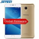 6017.42 руб. |Meizu 5M Note, Мировая Версия M621H 4G LTE Helio P10, Восьмиядерный Мобильный Телефон, 5,5