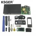 1083.6 руб. 30% СКИДКА|KSGER STM32 OLED версия V2.0 T12 паяльная станция контроллер с Батарея 9501 пайки Ручка Комплект Электропаяльники купить на AliExpress