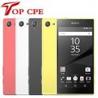 5258.13 руб. 20% СКИДКА|Оригинальный Смартфон sony Xperia Z5 Compact E5823 разблокированный ОЗУ 2 Гб ПЗУ 32 ГБ Android четырехъядерный и четырехъядерный 4,6