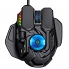 US $160.0 20% OFF NEW USB2.0 5000DPI wired E sports game Programmable Ergonomics setting mouse DPI adjustable for PC CF LOL Eat chicken-in Mice from Computer & Office on AliExpress