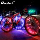 301.3 руб. 5% СКИДКА|Шт. 1 шт.. водостойкие красочные велосипедные фары Велосипедное Колесо спицы 20 светодио дный ных огней Ночная велосипедная лампа купить на AliExpress