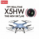 US $48.24 |SYMA X5HW Drone With Camera HD Wifi FPV Selfie Drones Drone Quadrocopter RC Helicopter Quadcopter RC Dron Toy (X5SW Upgrade) -in RC Helicopters from Toys & Hobbies on Aliexpress.com | Alibaba Group
