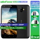 US $75.99 |Original Ulefone S7 Pro 2GB RAM 16GB ROM 3G WCDMA MTK6580 Quad Core 5.0