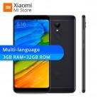 8241.49 руб. |Пользовательские Встроенная память Xiaomi Redmi 5 3 ГБ Оперативная память 32 ГБ Встроенная память мобильного телефона Snapdragon 450 Octa Core 5,7