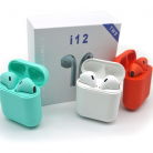 I12 Tws Earbuds Touch Control Headset 3d Surround Sound Pk I10 I30 Wireless Earbuds Earphone I12 - Buy Earphone I12,I12 Tws Earbuds,Wireless Earbuds I12 Product on Alibaba.com