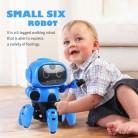 1267.07 руб. |DIY сборка электрический умный индукционный RC робот игрушка модель набор со следующим жестом датчик инфракрасного предотвращения препятствий-in Трансформеры и игрушки from Игрушки и хобби on Aliexpress.com | Alibaba Group