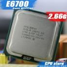 1174.17 руб. |Оригинальный процессор Intel Процессор Core2 E6700 Процессор 2,66 ГГц 2,66 г 775pin/4 МБ Кэш двухъядерный 65 Вт scrattered штук (работает 100% бесплатная доставка)-in ЦП from Компьютер и офис on Aliexpress.com | Alibaba Group