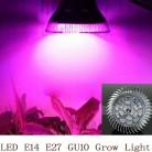 177.93 руб. 40% СКИДКА|Полный спектр светодиодный светать 18 W E14/E27/GU10 лампочка для прожектора цветочных растений парниковый эффект; Выращивание растений без почвы Системы 110 V 220 V расти поле-in Промышленные LED-лампы from Лампы и освещение on Aliexpress.com | Alibaba Group