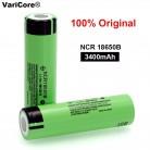 244.3 руб. 64% СКИДКА|100% Новый оригинальный NCR18650B 3,7 В 3400 мАч 18650 литиевая Перезаряжаемые Батарея для фонарик батареи купить на AliExpress