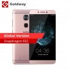 6244.93 руб. |Глобальная версия Letv LeEco Le 2X526 мобильный телефон 3 ГБ ОЗУ 64 Гб Snapdragon 652 Восьмиядерный 5,5