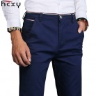 US $17.71 52% OFF|HCXY 2019 New fashion Mens Casual Pants for Men Trousers Male high quality Work Pants Male Cotton Formal size 36 38-في سروال كاجوال من ملابس الرجال على Aliexpress.com | مجموعة Alibaba