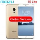 9657.7 руб. |Global Meizu 15 lite M15 4 Гб ОЗУ 32 Гб ПЗУ 20.0MP 1920x1080 P экран Snapdragon 626 Восьмиядерный 5,46