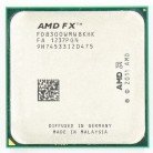 Восьмиядерный процессор AMD FX 8300 AM3 + 3,3 ГГц/8 Мб/95 Вт