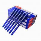14.32 руб. 15% СКИДКА|Стираемый перьевая ручка 0,5 мм синий черный ручка длина шариковая с картриджем продаж подарки бутик канцелярские принадлежности для студентов офисные ручка записи купить на AliExpress