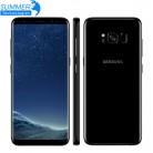 € 252.34 32% de réduction|Samsung Galaxy S8 4G LTE téléphone portable Octa core 4 GB RAM 64 GB ROM 5.8 pouces 12MP empreinte digitale Smartphone-in Mobile Téléphones from Téléphones portables et Des Télécommunications on Aliexpress.com | Alibaba Group