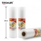427.33 руб. 50% СКИДКА|TINTON LIFE 20 см x 500 см/рулон вакуумный упаковщик мешок для пищевых продуктов-in Прибор для запечатывания пищи from Техника для дома on Aliexpress.com | Alibaba Group