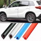 5M/10M Car Door Seal Strips Sticker Rubber Car Door Trunk Lip Edge Seal Protectors Waterproof Anti-Noise Moulding Trim Strips