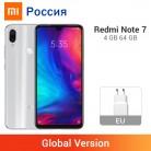 10508.31руб. |Глобальная версия Xiaomi Redmi Note 7 4 ГБ ОЗУ 64 ГБ ROM Мобильный телефон Snapdragon 660 Octa Core 6,3