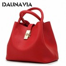 US $12.4 60% OFF|DAUNAVIA  2019 Vintage Women's Handbags Famous Fashion Brand Candy Shoulder Bags Ladies Totes Simple Trapeze Women Messenger Bag-in Shoulder Bags from Luggage & Bags on Aliexpress.com | Alibaba Group
