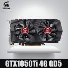 9906.83 руб. 27% СКИДКА|Veineda видео карты GTX1050Ti 4 ГБ 128Bit 1290/7000 мГц Графика карты для nVIDIA Geforce игры купить на AliExpress