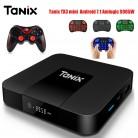 1195.36 руб. 22% СКИДКА|Tanix TX3 мини Smart ТВ Box Amlogic S905W Комплект Топ ТВ Box 2,4 ГГц Wi Fi Android 7,1 2 г DDR3 16 г 4 K HD H.265 Media Player pk x96 купить на AliExpress