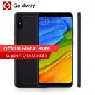 9137.62 руб. |Оригинальный мобильный телефон Xiaomi Redmi Note 5, 3 Гб ОЗУ, 32 Гб ПЗУ, Восьмиядерный процессор Snapdragon 636, 12 МП, двойная камера AI 5,99