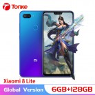 15497.84 руб. 19% СКИДКА|Глобальная версия Xiaomi Mi 8 Lite 6 GB ram 128 GB rom 6,26