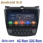 28282.42 руб. |Восьмиядерный PX5 android 8,0 автомобиль gps радио для accord 2003 2007 с 4G Оперативная память no dvd WI FI 4G bluetooth Зеркало Ссылка радио купить на AliExpress