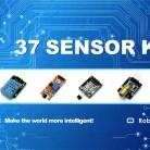 756.05 руб. |37 в 1 наборы датчиков для ARDUINO Высокое качество Бесплатная доставка (работает с официальным для Arduino плат)-in Интегральные схемы from Электронные компоненты и принадлежности on Aliexpress.com | Alibaba Group