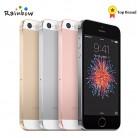 9838.97 руб. 20% СКИДКА|Оригинальный разблокированный Apple iPhone SE отпечатков пальцев двухъядерный 4G LTE смартфон герметичный 2 ГБ оперативной памяти 16/6 4G B rom сенсорный ID мобильный телефон купить на AliExpress