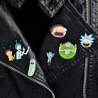 83.73 руб. 14% СКИДКА|1 предмет брошка мультфильм личность металлический значок для одежды рюкзак со значком броши для Для женщин значок для студентов-in Значки from Дом и сад on Aliexpress.com | Alibaba Group