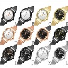 US $1.09 34% OFF|Moment # L05 2018 Luxury Geneva Women Watches dress Stainless Steel Mens WATCH Analog Quartz Bracelet Ladies Wrist Watch Drop-in Women's Watches from Watches on Aliexpress.com | Alibaba Group