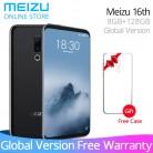 21912.97 руб. |Официальная глобальная версия Meizu 16th 8 GB ram 128 GB rom мобильный телефон Snapdragon 845 Octa Core 6,0