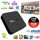US $23.57 10% OFF|AKASO MXQ 4K Android 7.1 TV Box RK3229 1GB+8GB Smart TV BOX Quad Core Media Player Wifi MXQ 4K Set Top Android Box high quality-in Set-top Boxes from Consumer Electronics on Aliexpress.com | Alibaba Group