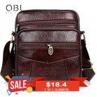 US $19.0 52% OFF|QiBoLu Cow Genuine Leather Messenger Bags Men Travel Business Crossbody Shoulder Bag for Man Sacoche Homme Bolsa Masculina MBA19-in Crossbody Bags from Luggage & Bags on Aliexpress.com | Alibaba Group