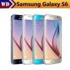 € 122.12 37% de réduction|Samsung Galaxy S6/s6 edge Original débloqué 4G GSM Android téléphone portable G925F Octa Core 5.1