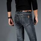 Мужские джинсы, джинсы Homme Jogger Biker Masculina, узкие брюки, Pantalon Vaquero Hombre, хип-хоп, мешковатые, повседневные, шаровары, потертые, дизайнерские