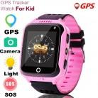1111.39 руб. 50% СКИДКА|MOCRUX Q528 gps Смарт часы с Камера фонарик детские часы SOS устройство для определения местоположения устройства трекер для ребенка, безопасное передвижение, PK Q100 Q90 Q60 Q50-in Смарт-часы from Бытовая электроника on Aliexpress.com | Alibaba Group